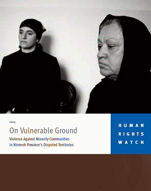 On Vulnerable Ground