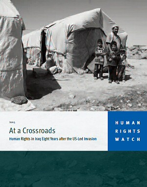 Human Rights Watch: Iraq: At a Crossroads