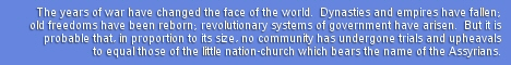 1935: League of Nations — The Settlement of the Assyrians, a Work of Humanity and Appeasement