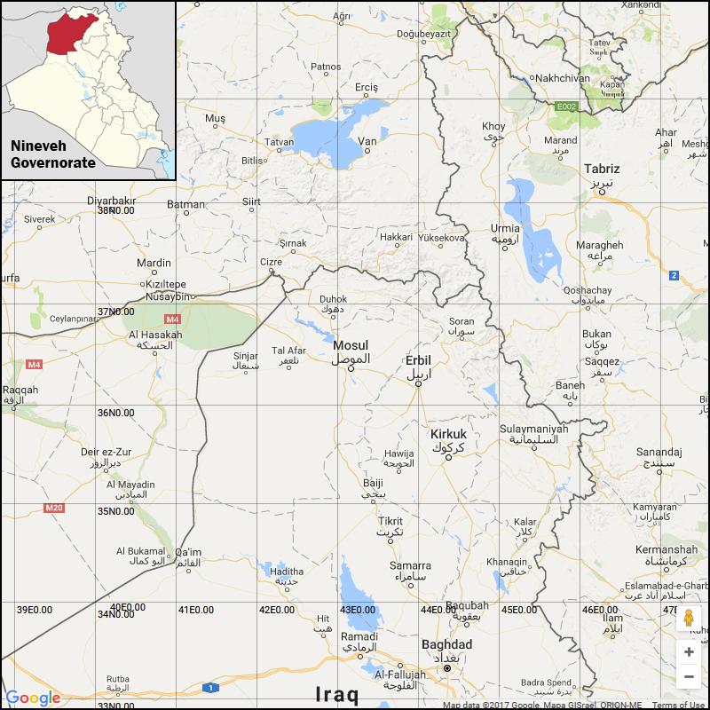 Assyria Map