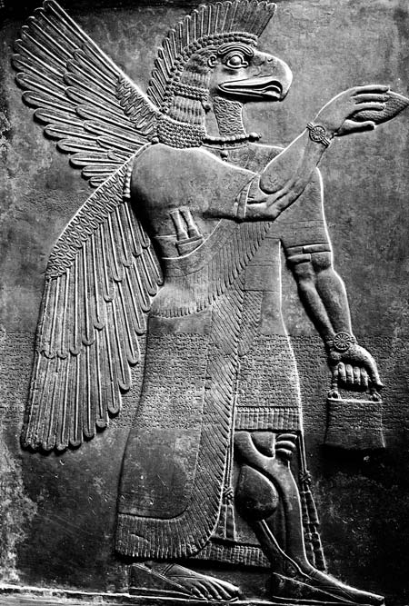 Forgotten Assyrian God Revived To Name Sports DrinAssyrian Gods