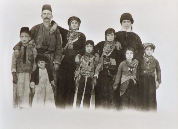 Assyrian family