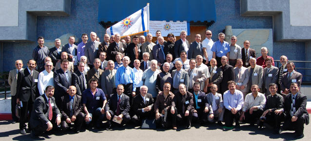 The General Chaldean Conference, March 30 - April 1, 2011.