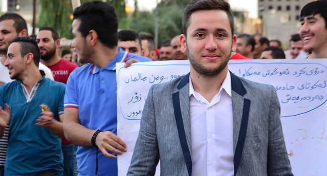 Assyrian Journalist Khlapieel Bnyameen Detained by KRG since October 31 2019