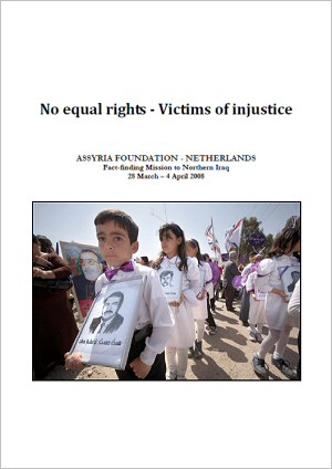 No Equal Rights - Victims of Injustice