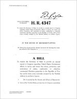H.R. 4347, Turkey Christian Churches Accountability Act, June 26, 2014.