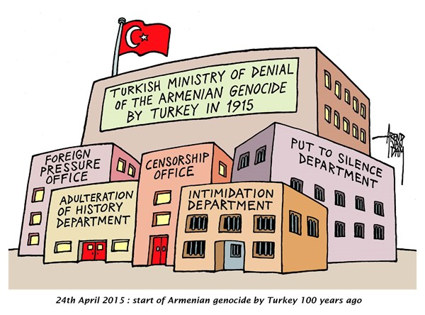 Turkish Ministry of Denial