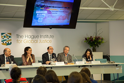 Conference: The Armenian Genocide's Legacy, 100 Years on March 5-7, 2015, The Hague, The Netherlands.
