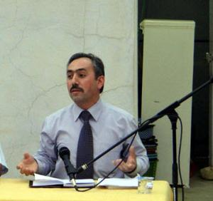 Michael Benyamin, Assyrian Democratic Movement (ADM,