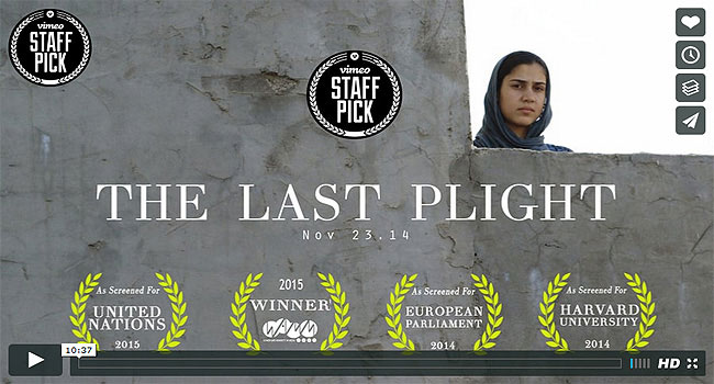 The Last Plight - documentary film by Sargon Saadi.
