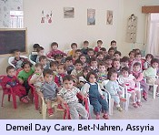 Assyrian Day Care Centers, Iraq