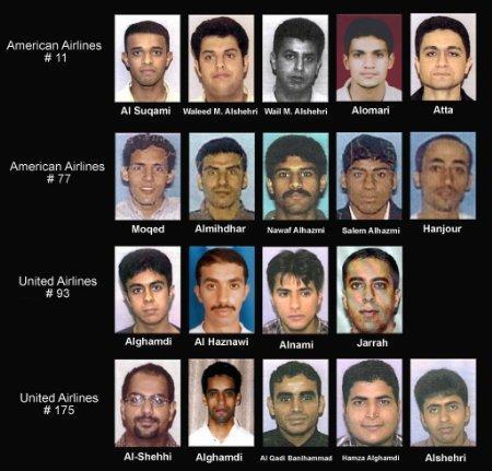 Terrorist Hijackers