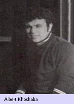 Albert Khoshaba