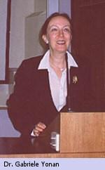 Dr. Gabriele Yonan