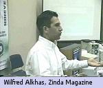 Wilfred Alkhas