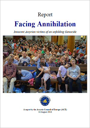Facing Annihilation: Innocent Assyrian victims of an unfolding genocide (Middle East)