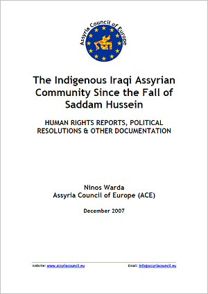 The Indigenous Iraqi Assyrian Community Since the Fall of Saddam Hussein