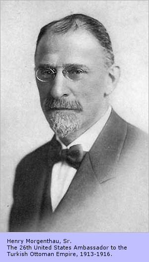 Ambassador Henry Morgenthau