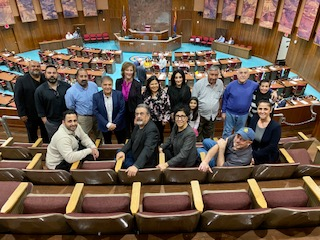 The State of Arizona Recognizes the Assyrian Genocide.