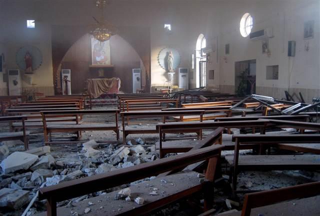 Holy Family Syrian Catholic Church