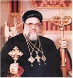 Syriac Orthodox Patriarch Zakka Iwaz